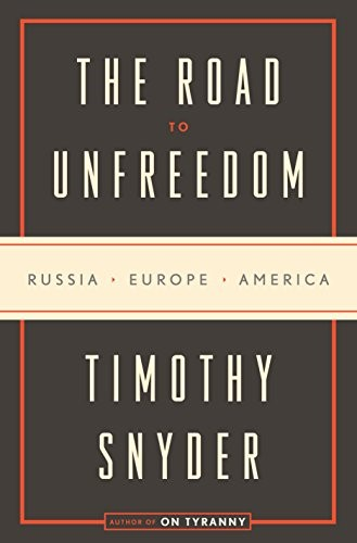 Author Visit: Timothy Snyder