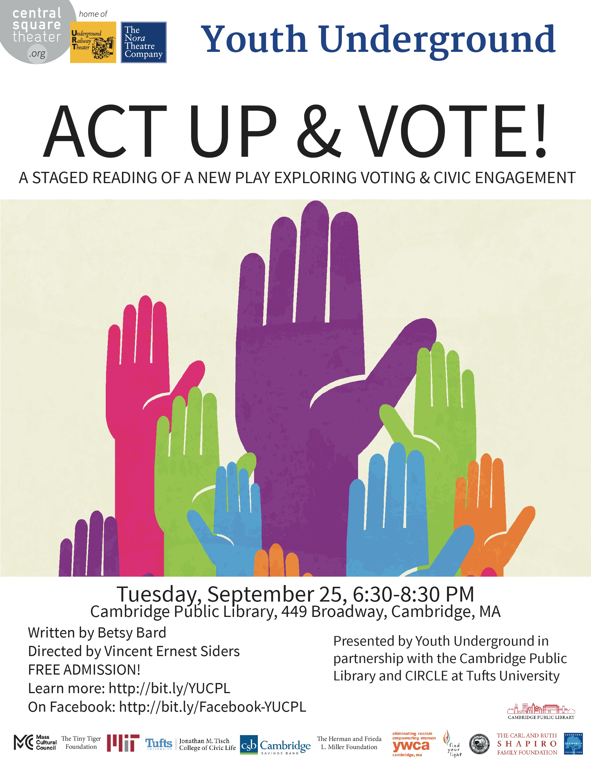 National Voter Registration Day: Act Up & Vote!