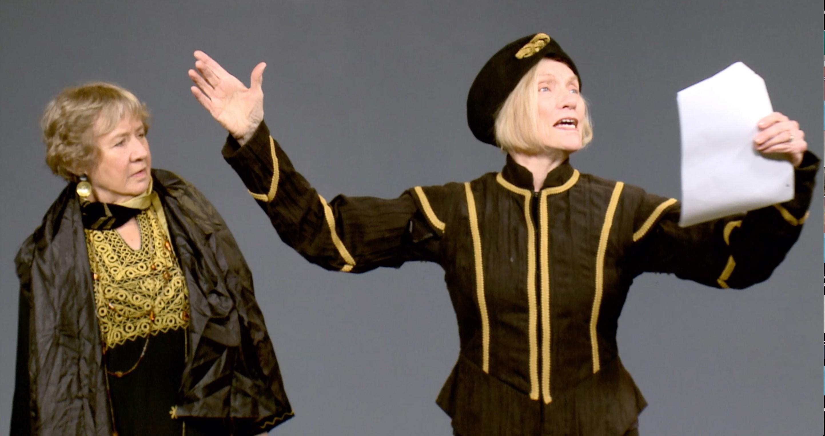 Shakespeare's Twelfth Night Live Performance