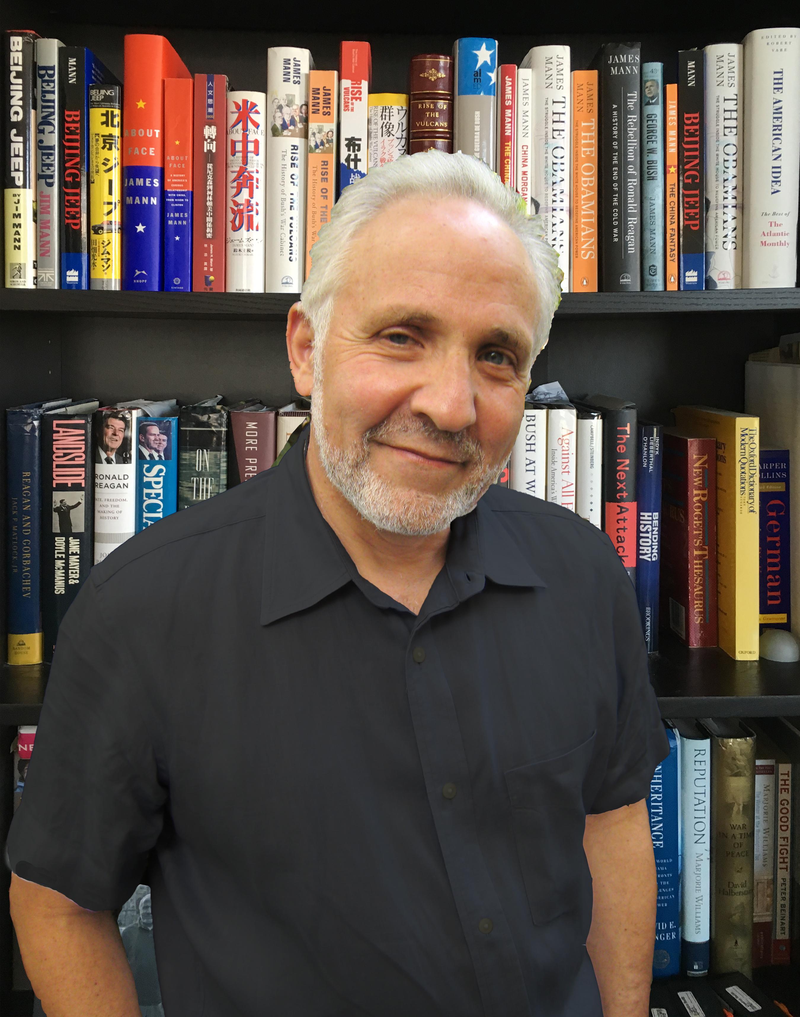 James Mann, The Great Rift
