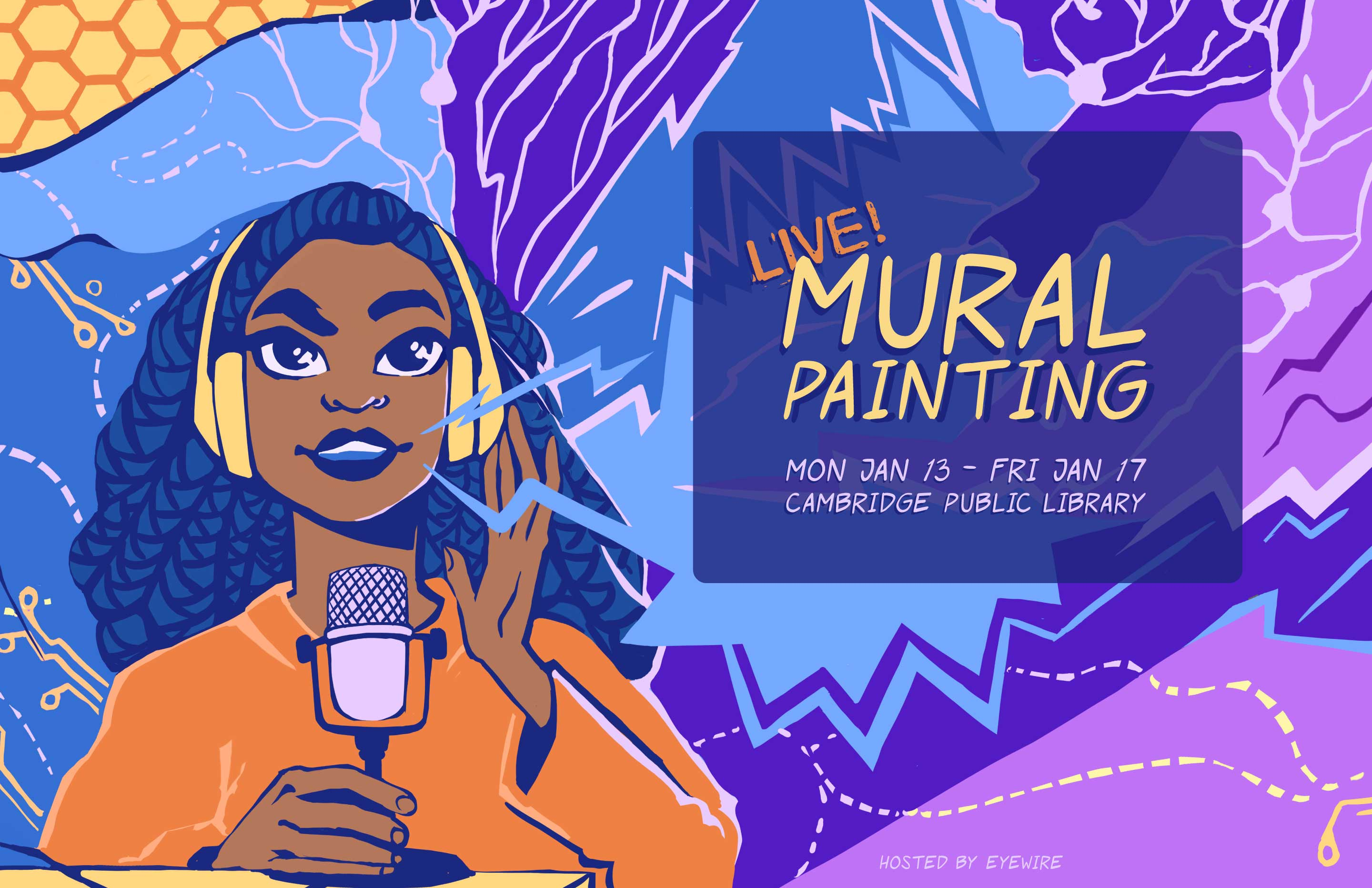 Live! Mural Painting