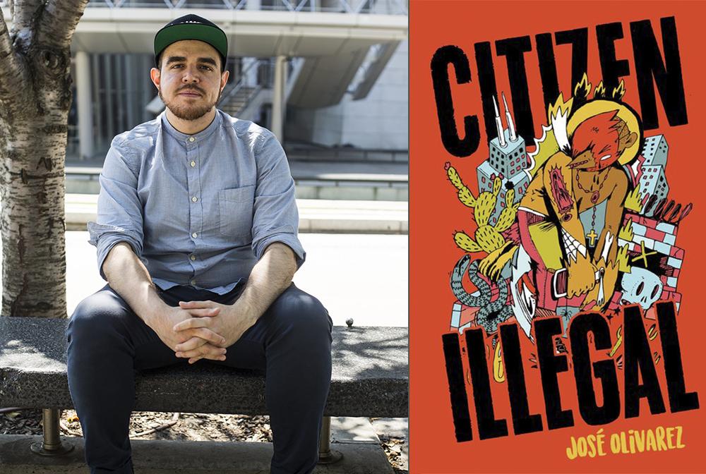 José Olivarez presents Citizen Illegal
