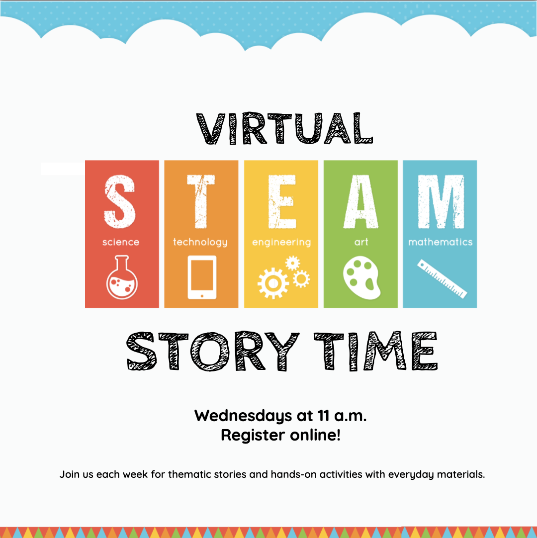Virtual STEAM Story Time: FlyingFun