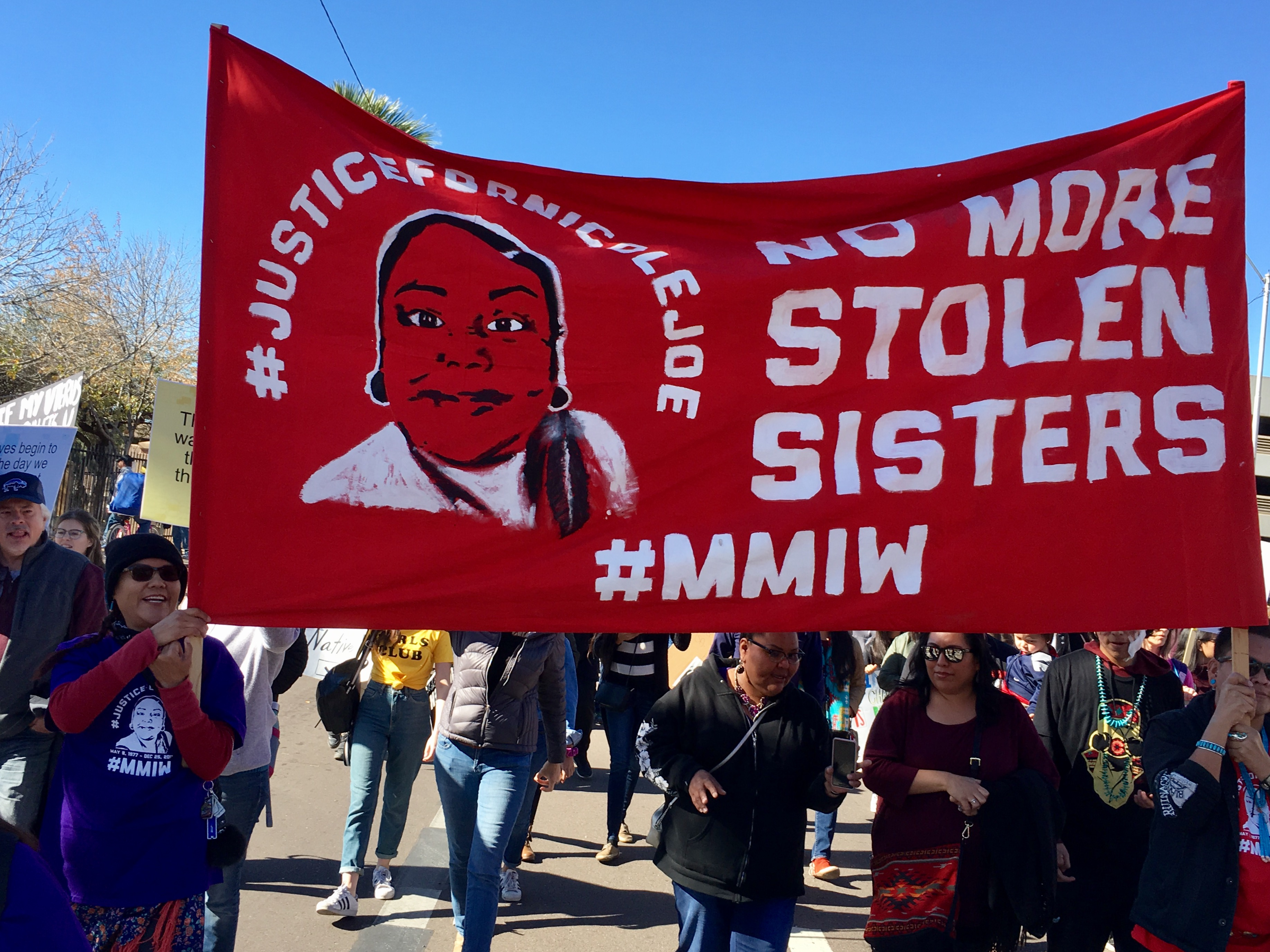 Stop the Violence: Missing and Murdered Indigenous Women in the U.S.