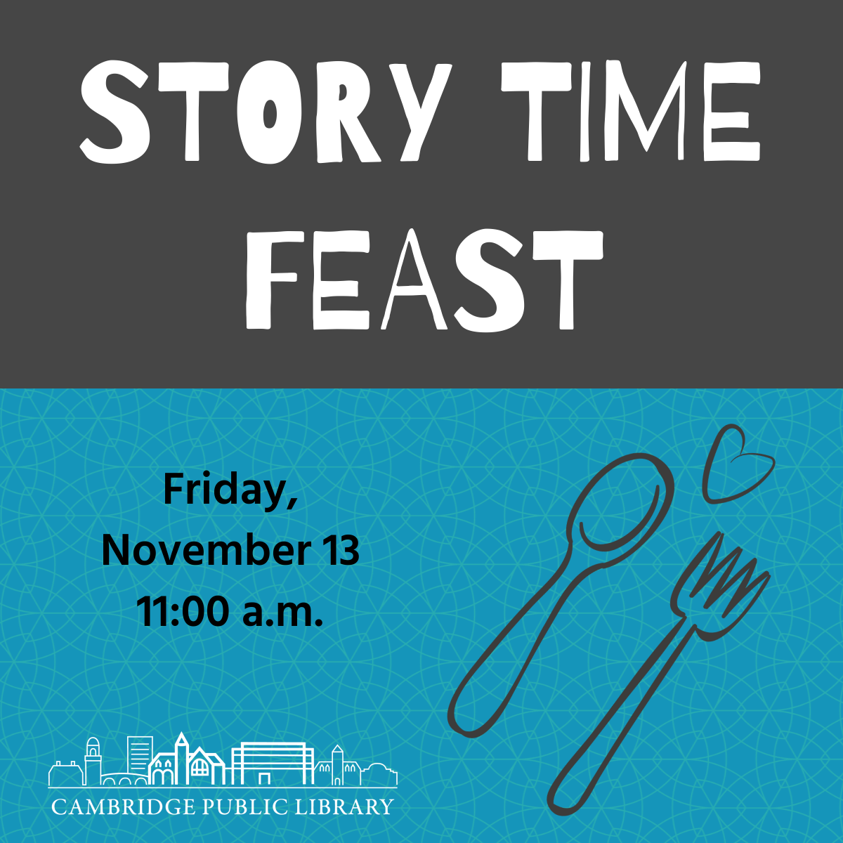 Story Time Feast