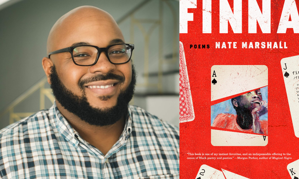 Nate Marshall presents FINNA