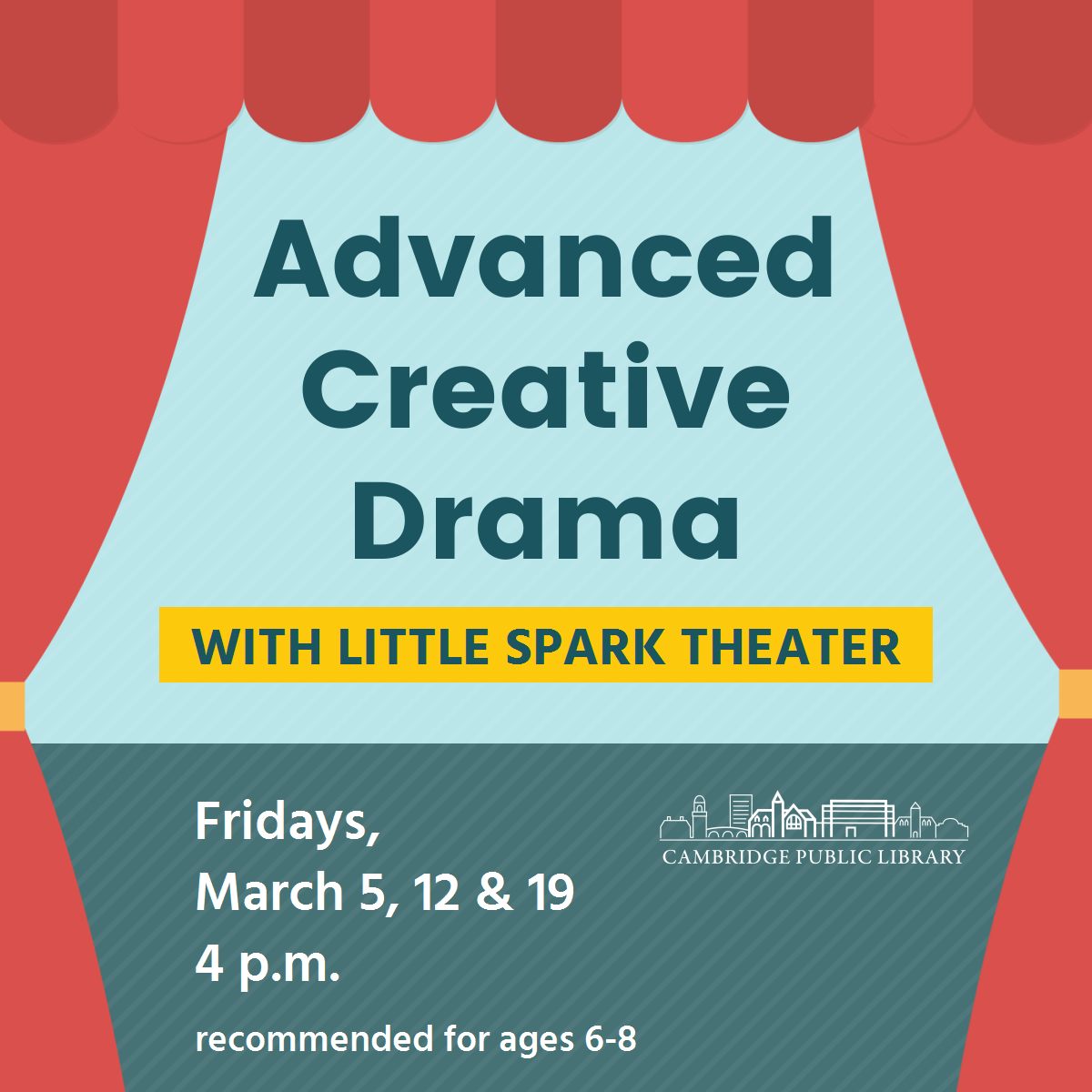 Advanced Creative Drama with Little Spark Theater
