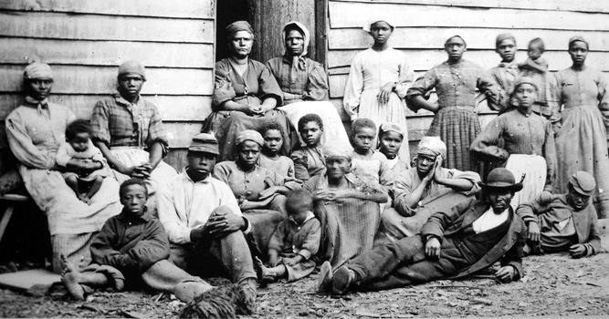 Linked Descendants:  African American Genealogy Prior to 1870