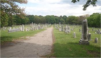 The Forgotten Irish of Mount Auburn Catholic Cemetery
