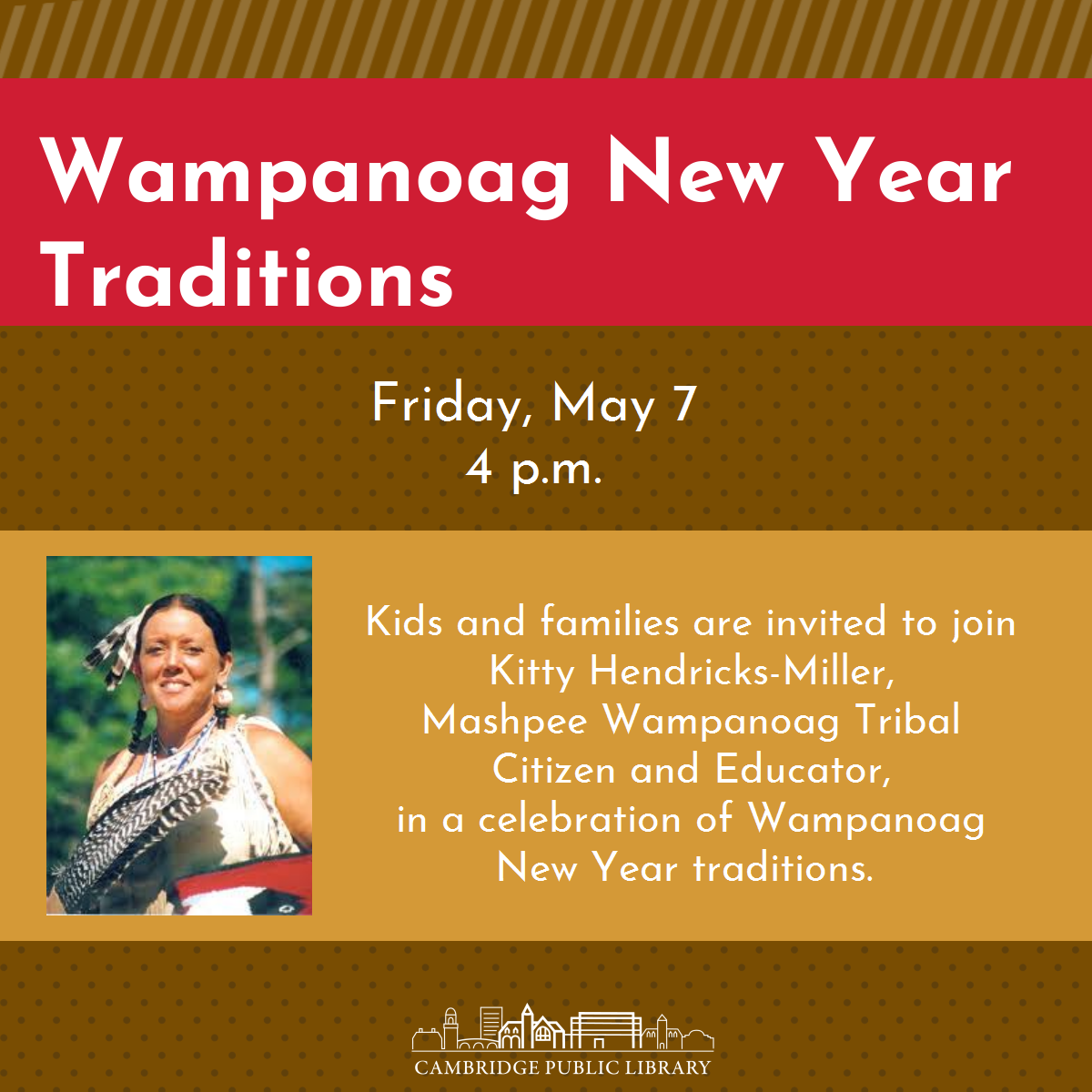 Wampanoag New YearTraditions