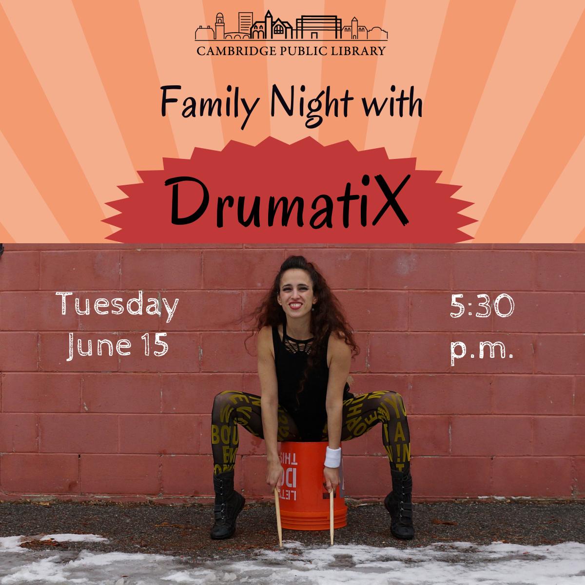 Family Night with DrumatiX