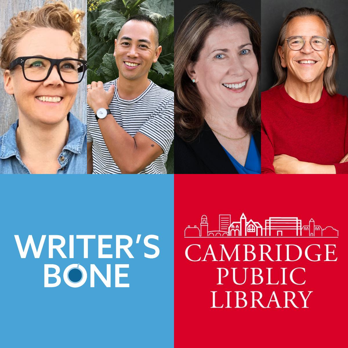 Pride Month 2021: Writer's Bone Virtual Podcast Recording