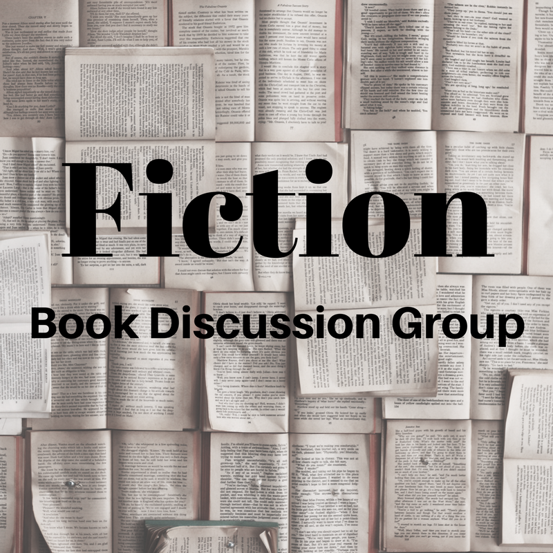 Fiction Book Discussion Group
