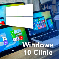 Windows 10 Clinic