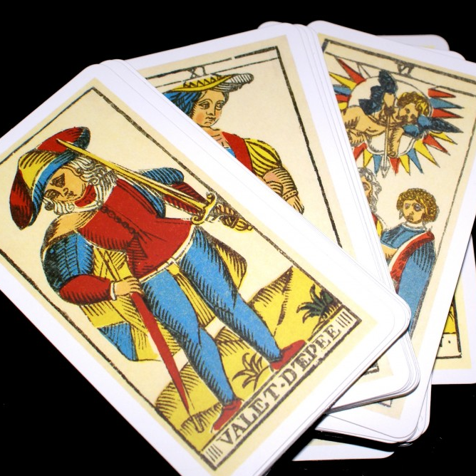 The Tarot for Daily Self-Reflection