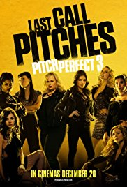 Pitch Perfect 3 Pizza Party