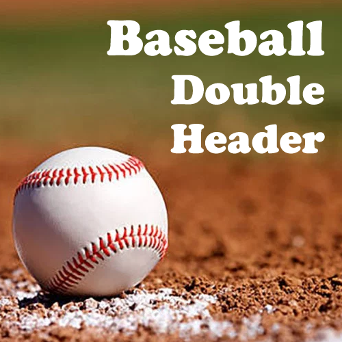 Author Talk: Baseball Double Header