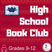 High School Book Club - 9-12th Grade