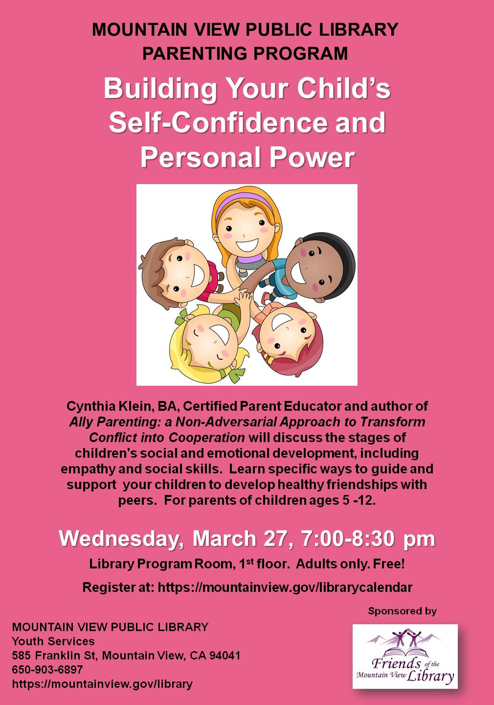 Building Your Child's Self-Confidence and Personal Power