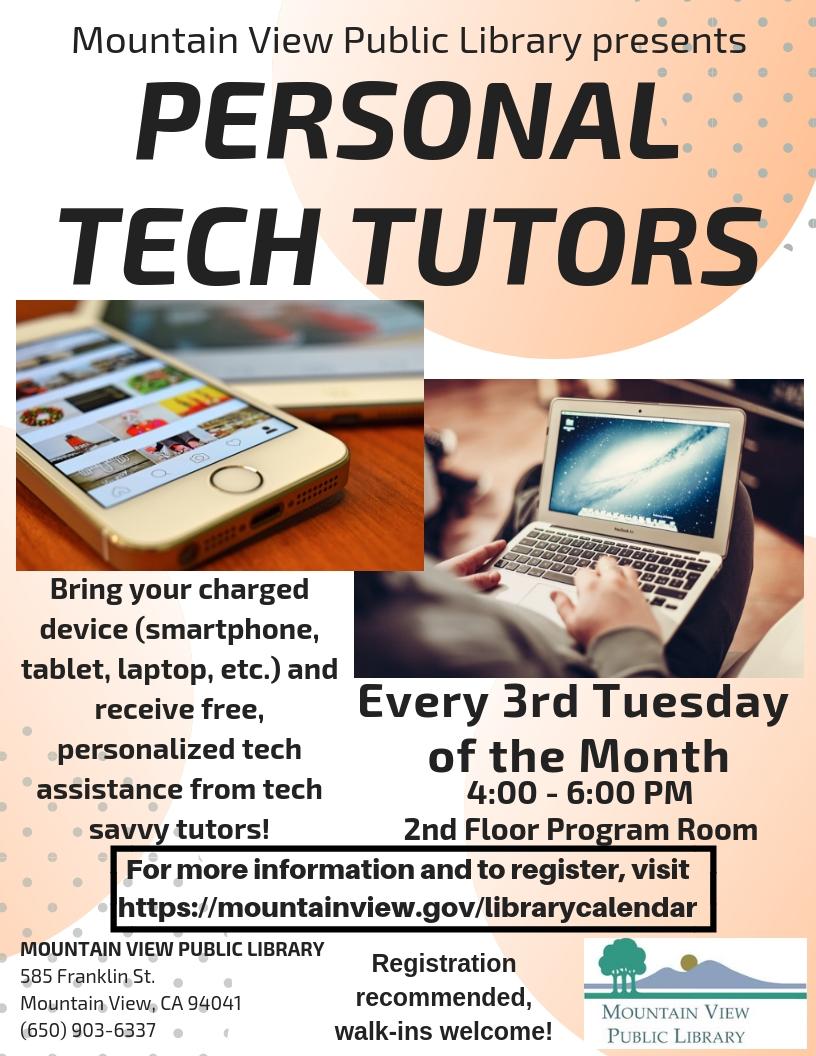 Personal Technology Tutors