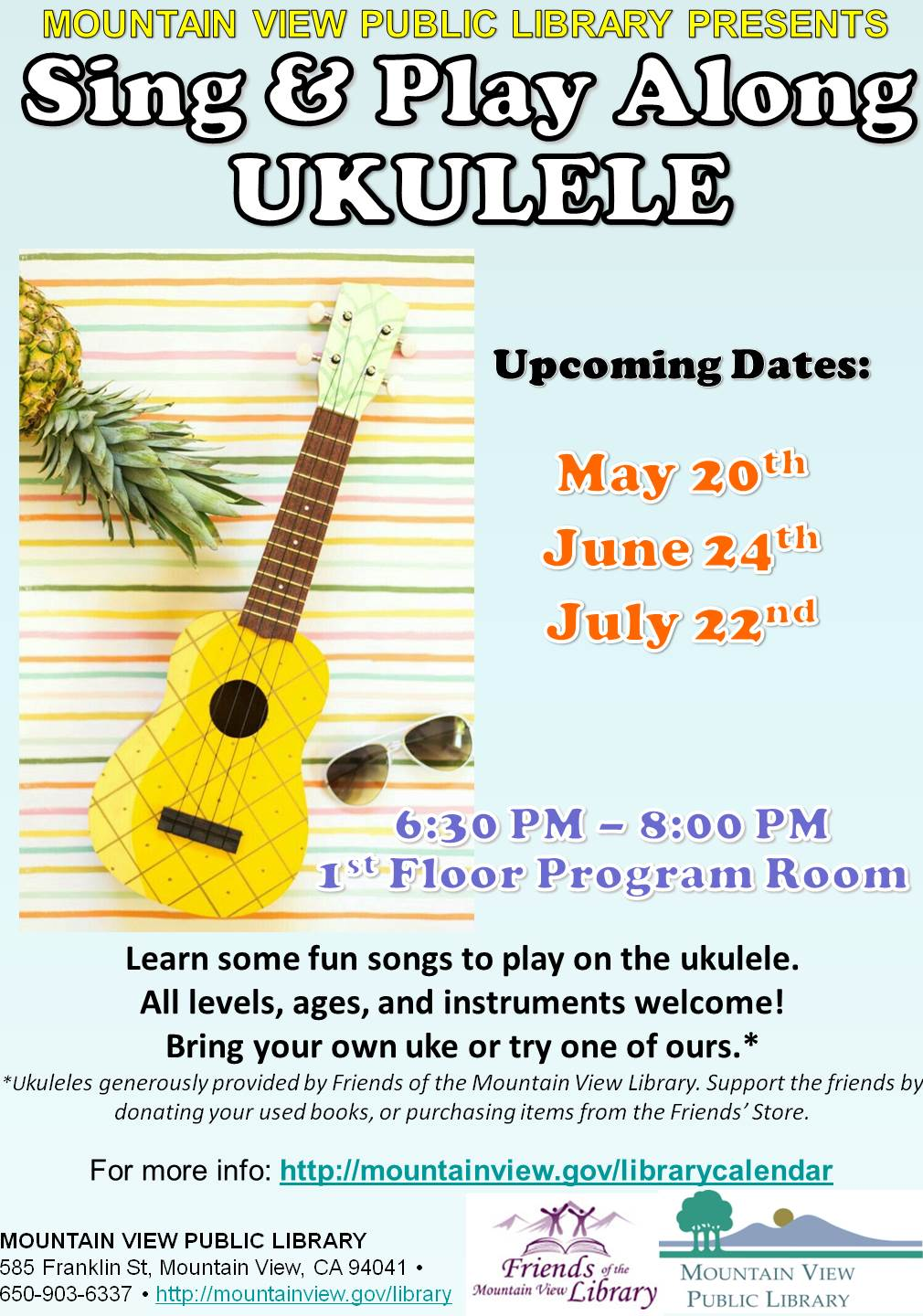 Sing & Play Along Ukulele
