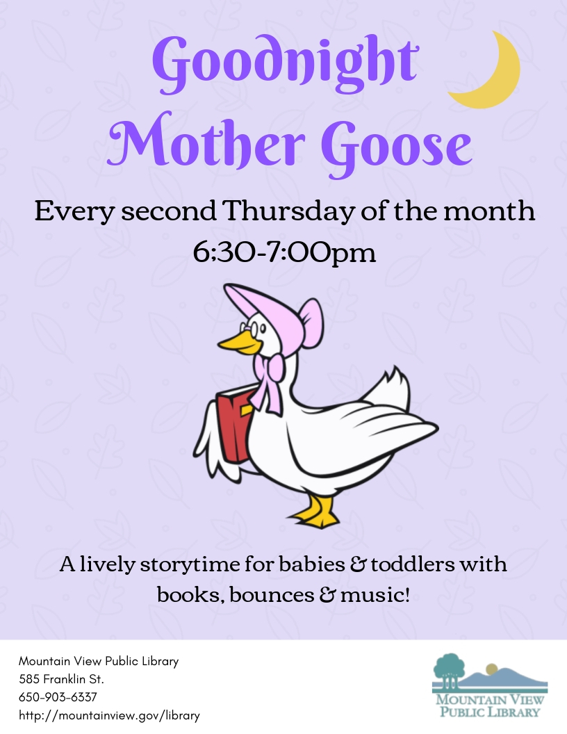 CANCELLED: Goodnight Mother Goose