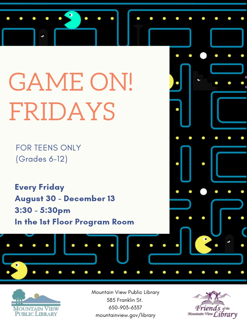 Game On! Fridays