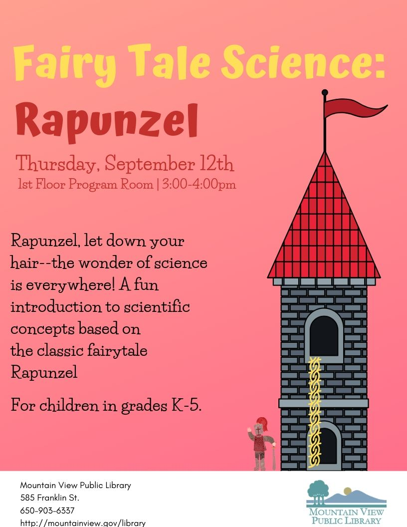 Fairytale Science: Rapunzel