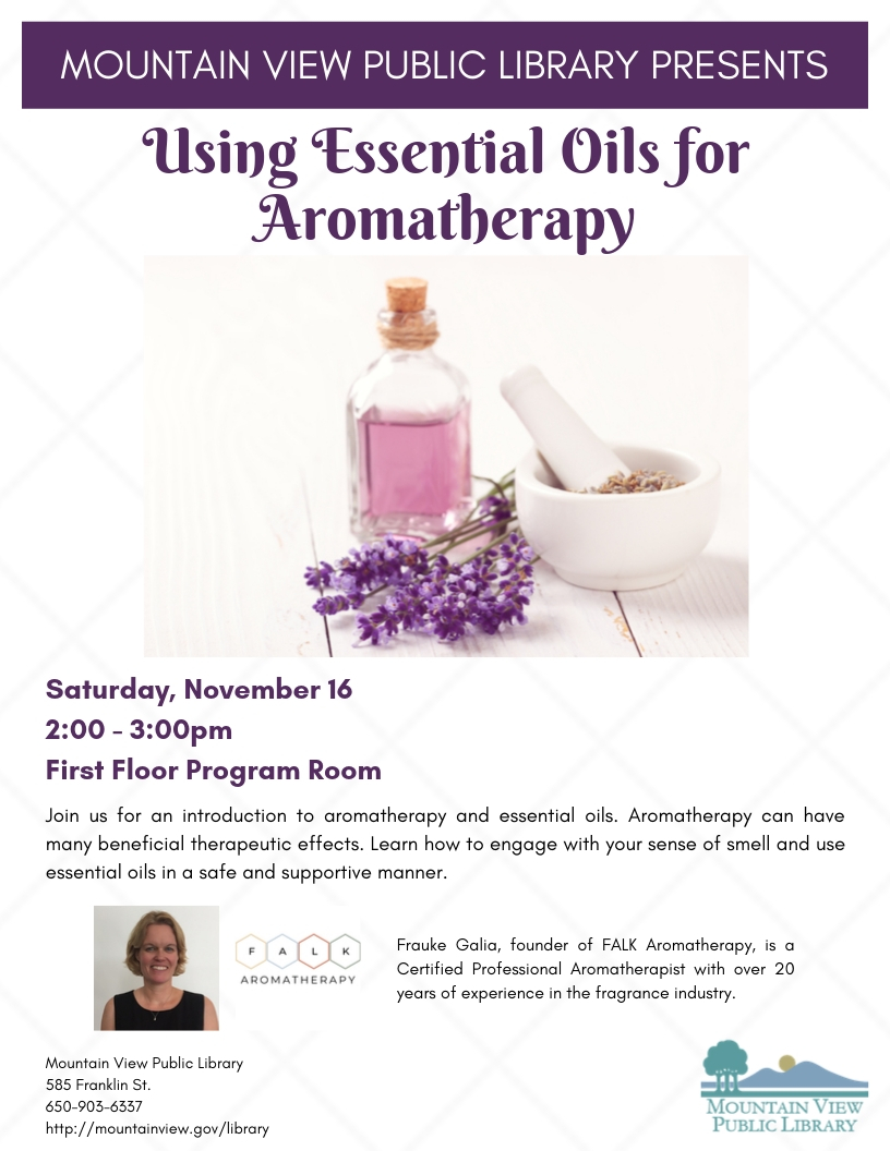 Using Essential Oils for Aromatherapy
