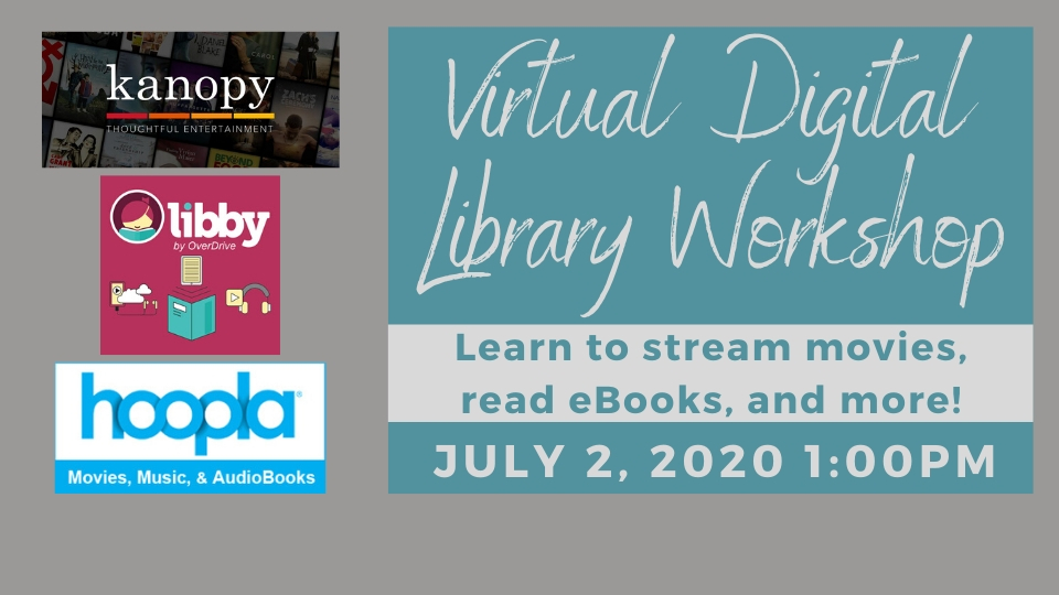 Virtual Digital Library Workshop