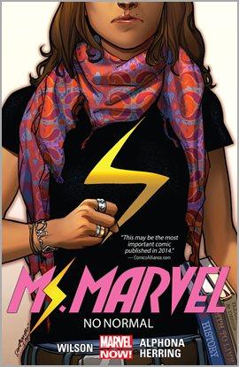 Teen Zoom Book Club - Ms. Marvel Vol. 1