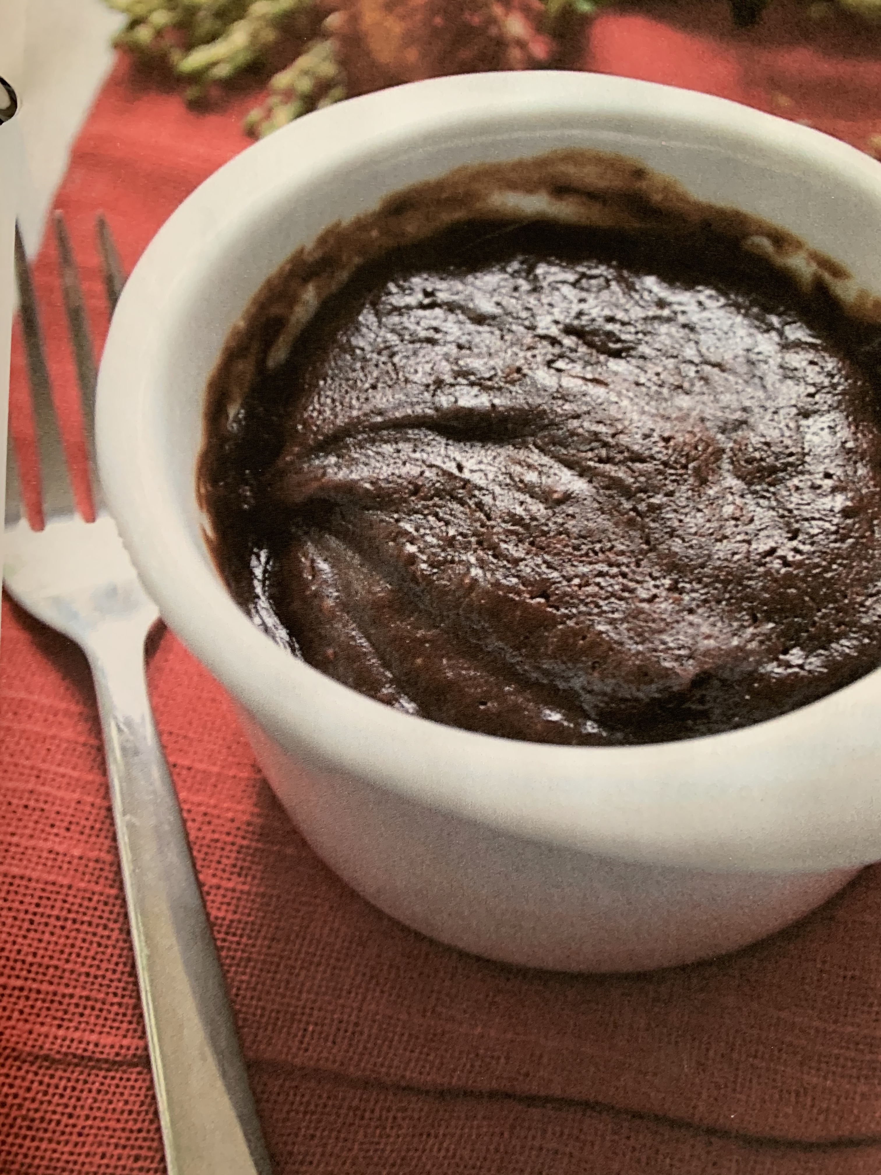 Teen Zoom Cooking Program - Brownie in a Mug
