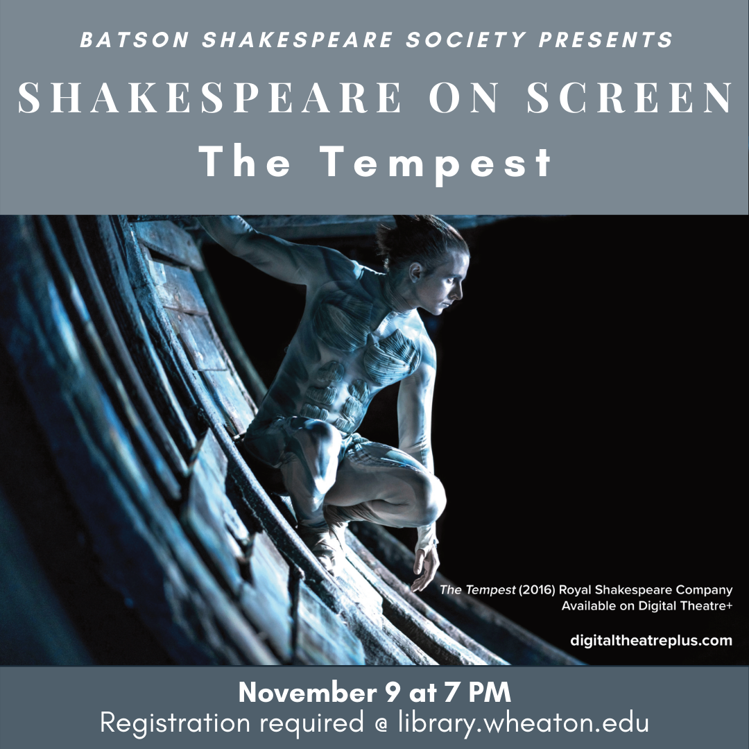 Shakespeare on Screen: The Tempest