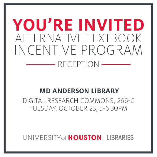 Alternative Textbook Incentive Program Reception