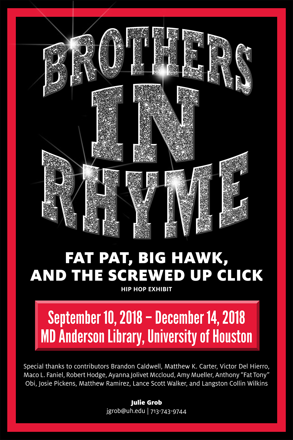 Brothers in Rhyme: Fat Pat, Big Hawk, and the Screwed Up Click