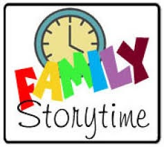 Creative Storytelling for Families (all ages)