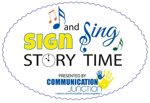 Sign and Sing Storytime (Birth-5 years)