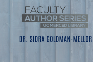 CANCELLED- Faculty Author Series: Dr. Sidra Goldman-Mellor