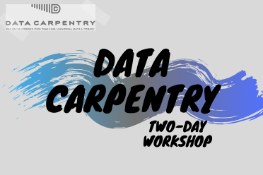 """Data Carpentry: """"Data Analysis and Visualization in Python""""  Two-Day Workshop June 18-19"""