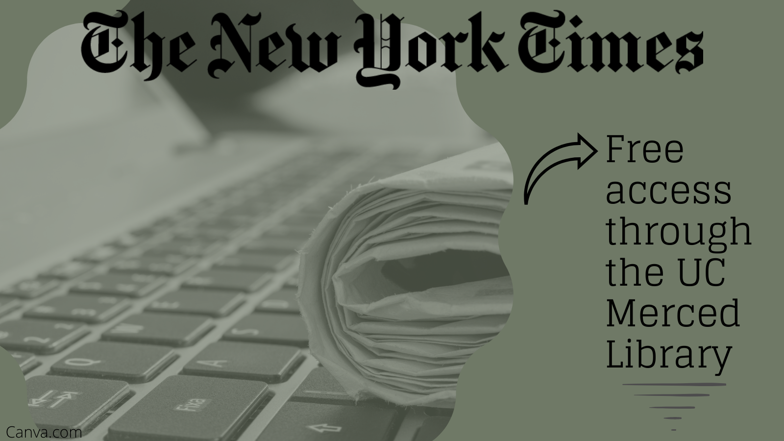 Access The New York Times (Web Version)