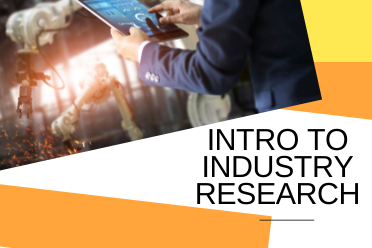 Intro to Industry Research: Sources