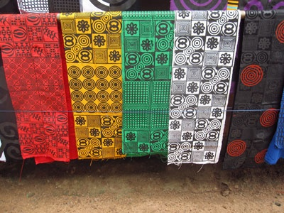 Art Monday--Adinkra Prints