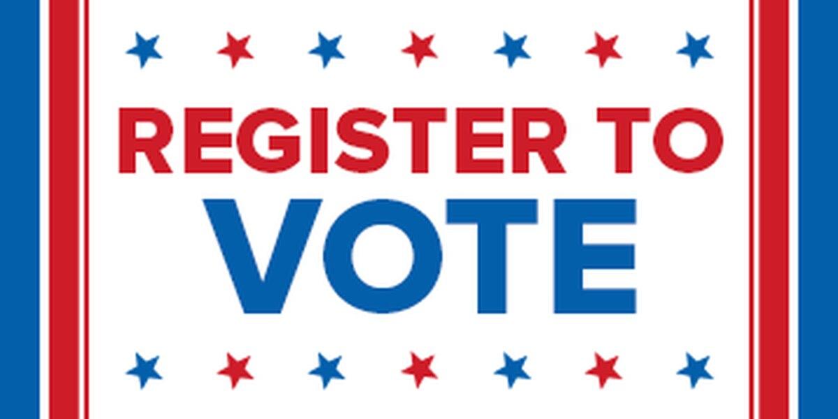 Voter Registration- Deadline coming up!