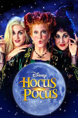 Movie Matinees @ Your Library: Hocus Pocus