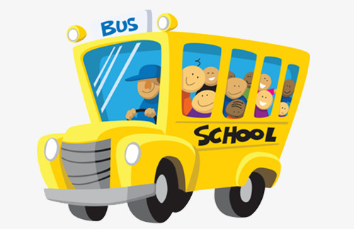 School Bus Visit Fun