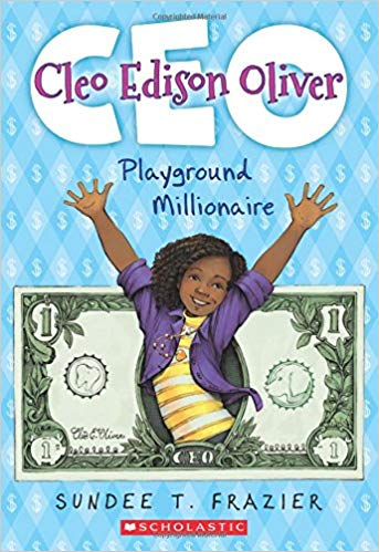One Richmond One Book Cleo Oliver Edison Playground Millionaire INVENTION TIME
