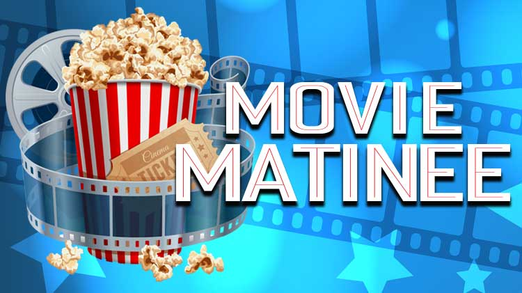 Mystery Movie Matinees @ Your Library