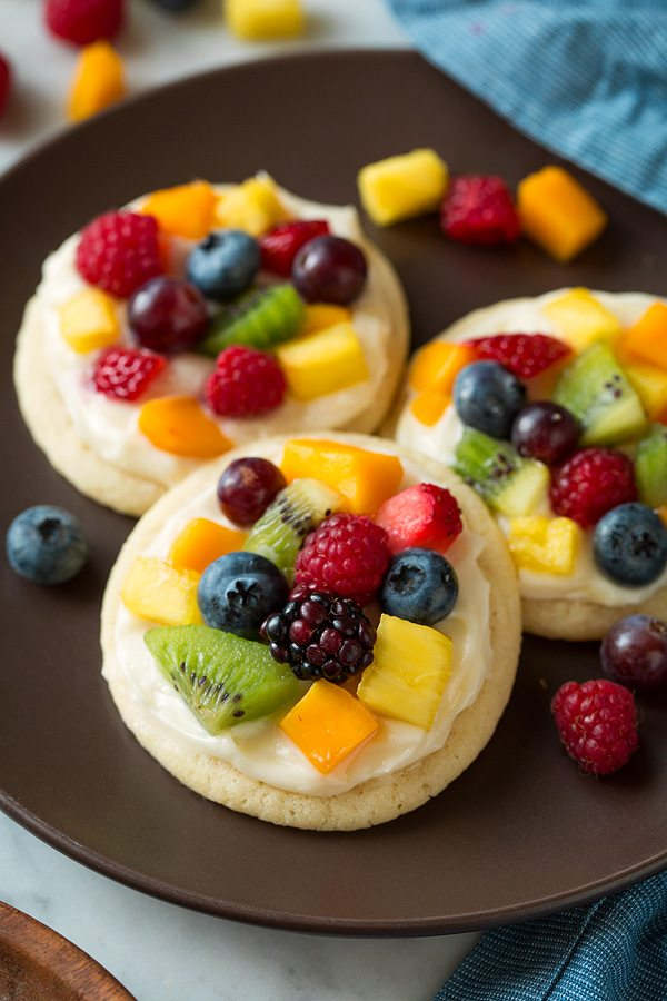 Special Storytime- All about fruit - Fruit Pizza