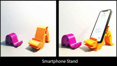 CANCELLED:  3D Printer Class:  Phone Stand