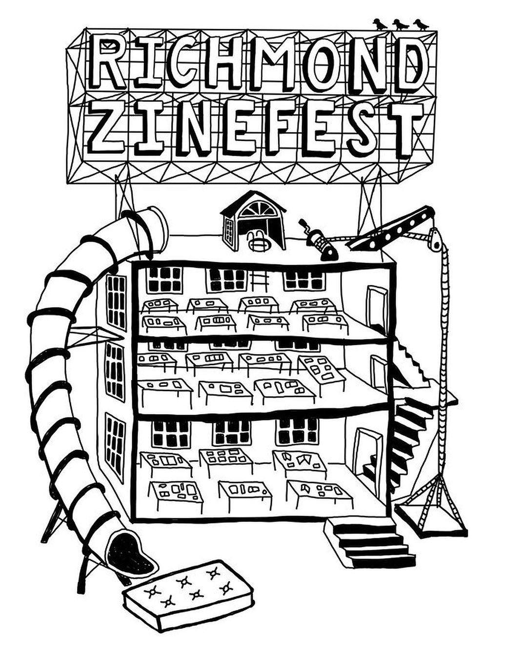 Zine Fest 2019